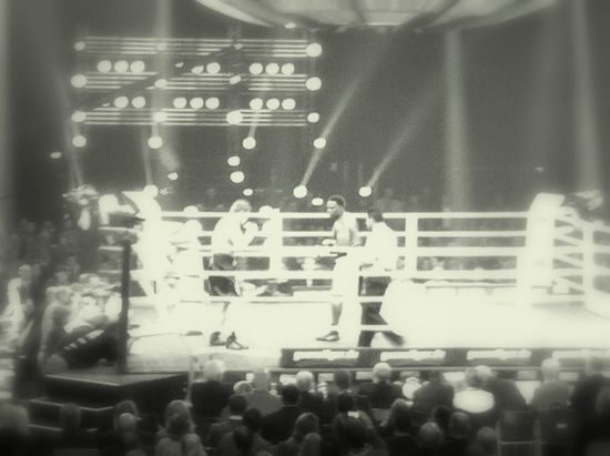 Box- Weltmeisterschaft in Hamburg: Povetkin vs. Rahman, Foto: Gila Thieleke