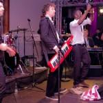 Terri B! und Band sorgen mit Dance-Klassikern für Party-Stimmung, Foto: Miriam Kerl