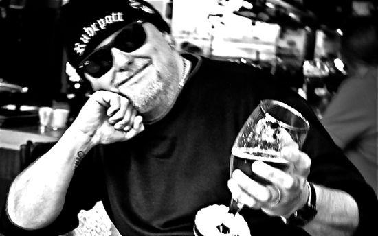 Comedian Markus Krebs in Hamburg, Foto: Gila Thieleke
