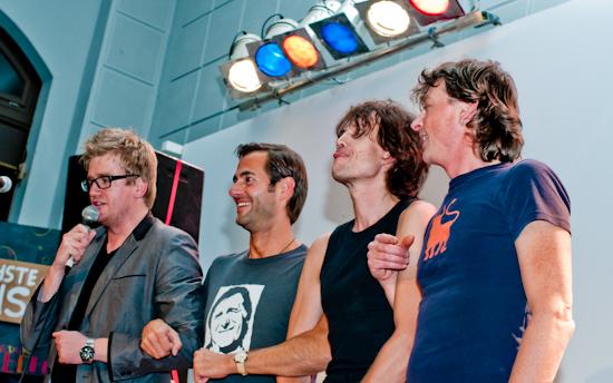 Comedy im Stellwerk, Foto: Christoph Kurze