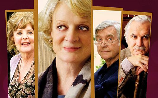 Kinostart Quartett, Foto: Quartett, dcm distribution