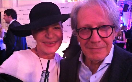 Schauspieler Bernd Herzsprung und Ex-Frau Barbara Engel sehen sich nach fünf Jahren bei Movie meets Media wieder.