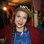 Reeperbahn Festival Hamburg 2015: Agnes von Viva con Agua, Foto: Julia Henchen