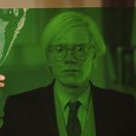 Affordable Art Fair: Galerie STP, Thomas Hoepker, Warhol green, 1981, Fotografie 90 x 60 cm