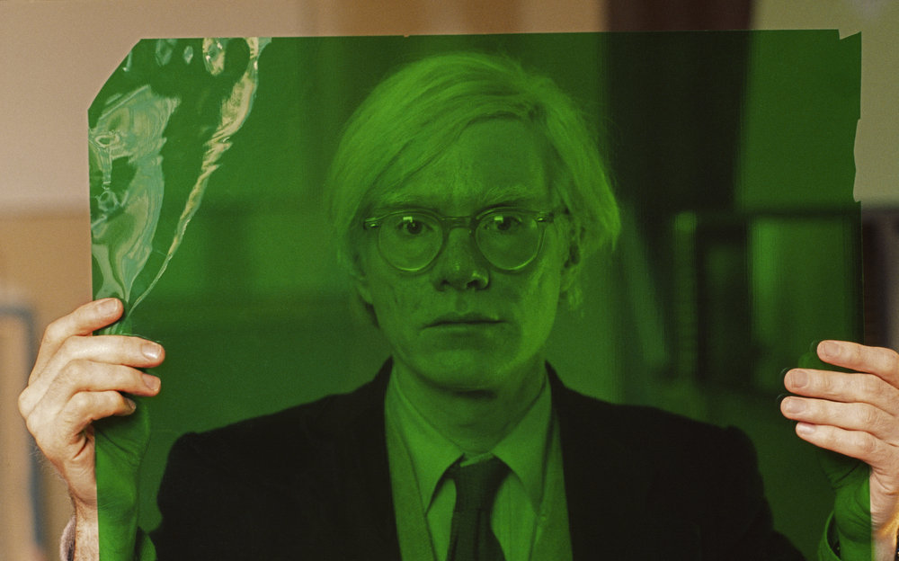 Affordable Art Fair Hamburg: Andy Warhol, Foto: Thomas Hîpker 1981 90x60 cm