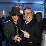 Udo Lindenberg und Otto Waalkes bei Movie meets Media, Foto: BrauerPhotos / O.Walterscheid