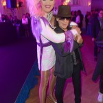 Drag Queen Olivia Jones mit Kult-Sänger Udo Lindenberg bei Movie meets Media, Foto: BrauerPhotos / O.Walterscheid