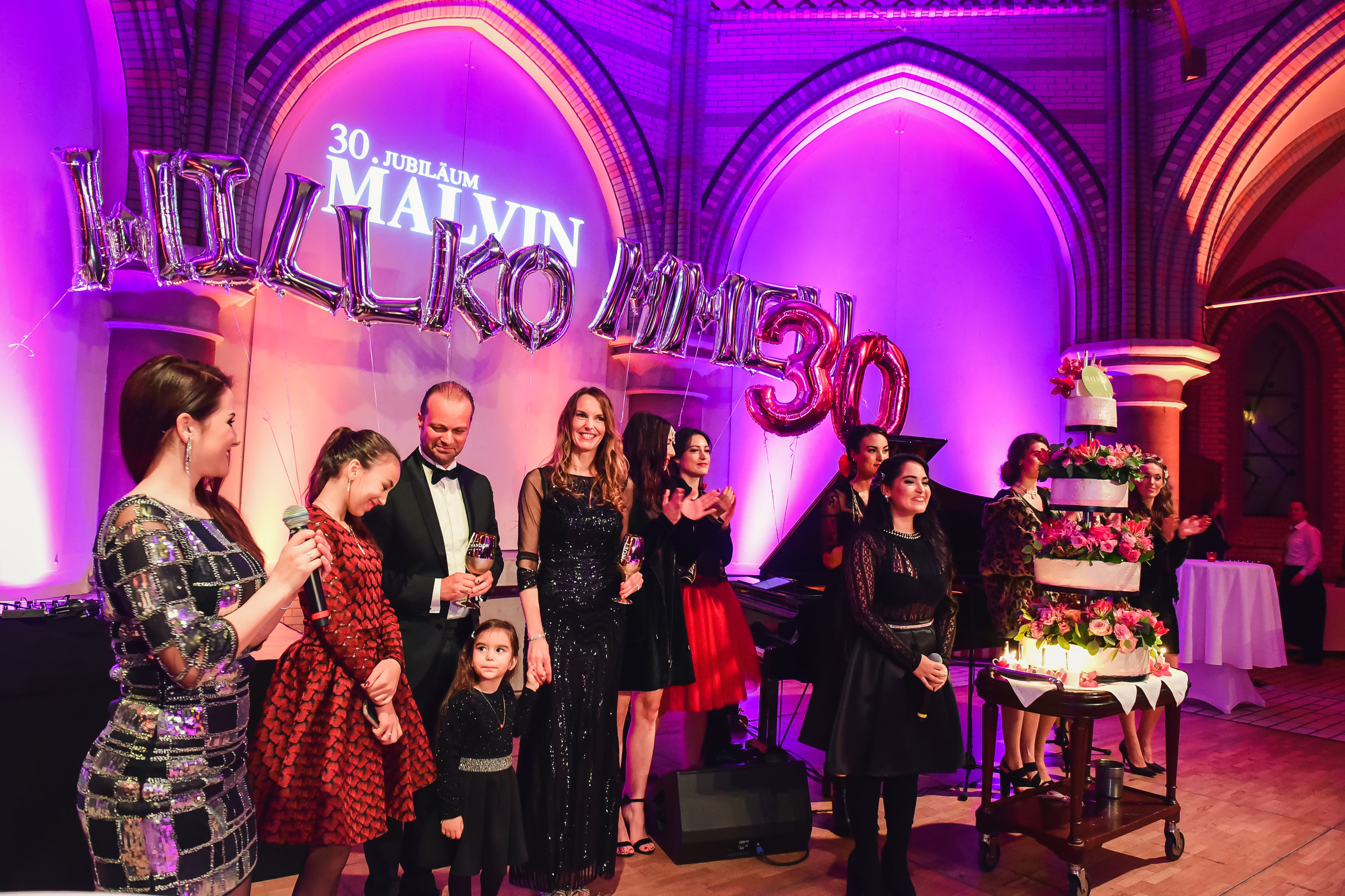 "30. Jubiläum des Labels ""Malvin"", Foto: Malvin"