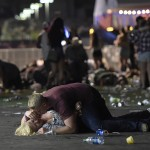 """Massacre in Las Vegas"" als erster Platz in der Kategorie Harte Fakten, Foto: David Becker, Getty Images"