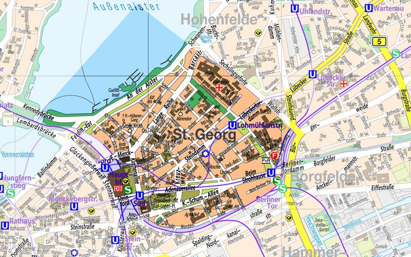 St. Georg - Das bunteste Stadtteil Hamburgs