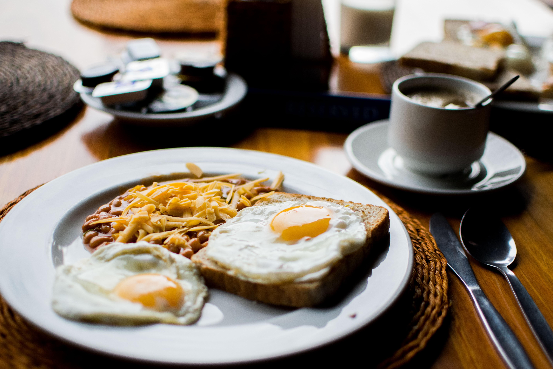 Die Lange Reihe - Vom Frühstück zum Ausklang