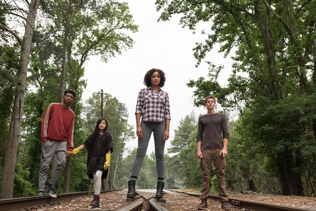 Die vier Jugendlichen, die gegen die Regierung vorgehen, Foto: Daniel McFadden