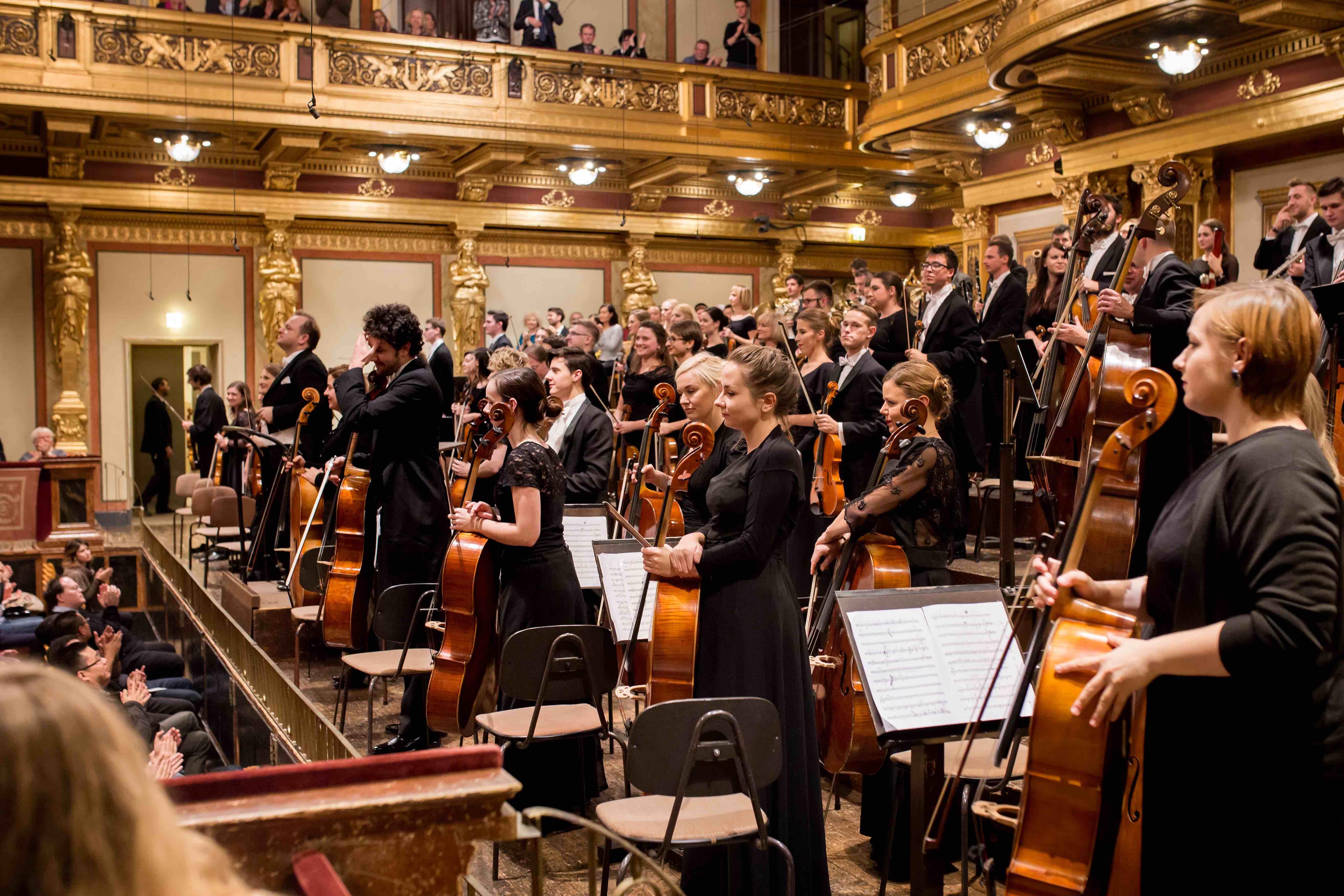 """Das Orchester """"Polish Art Philharmonic"""" hat im Oktober Deutschland Premiere, Foto: Michal Zieba"""