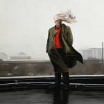 """""""Westwind"""" von Thomas Riess/ Galerie Kristine Hamman"""