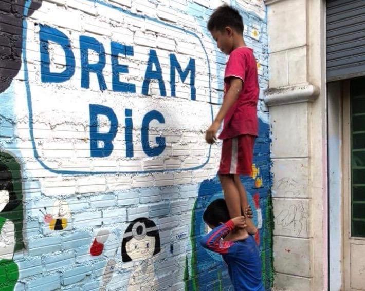 PR Bild Award 2018, Dream Big, Foto: Anton Bass (Mini Molars Cambodia)