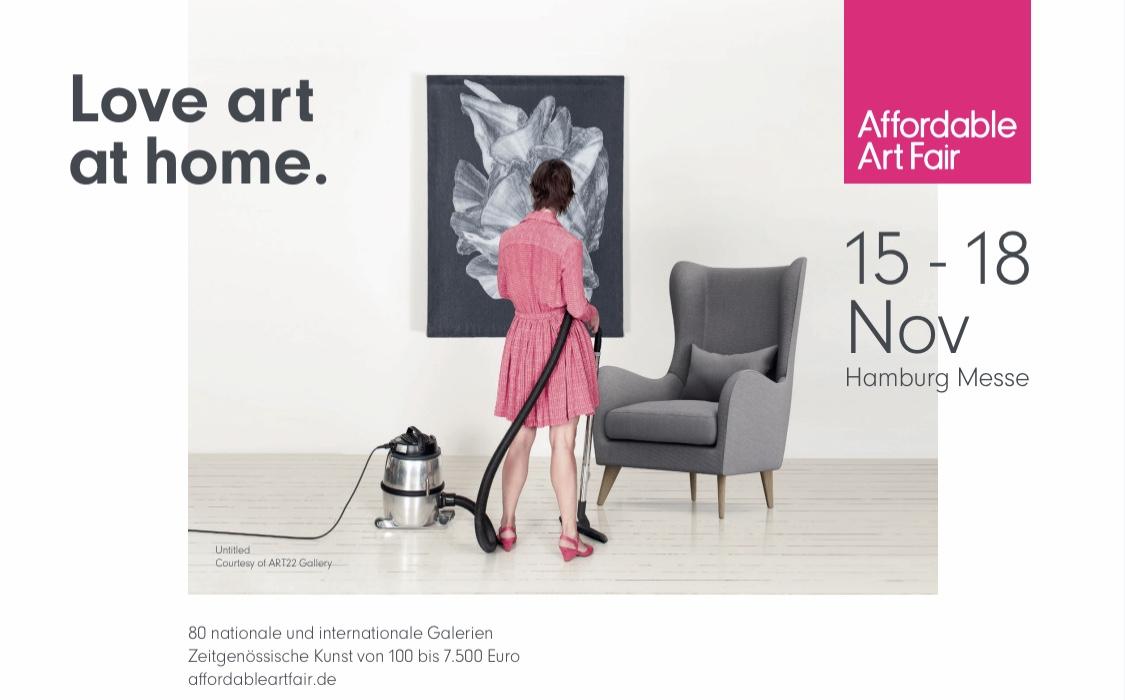 Die Affordable Art Fair könnt ihr vom 15. bis 18. November besuchen, Foto: Affordable Art Fair
