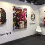 Peintre X - Portrait, Foto: Kolumne Hamburg (Greta)