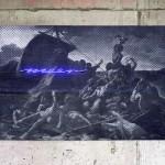 """Boatpeople"" von Nghia Nuyen/ Freitag 18.30 (Affordable Art Fair)"