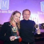 Movie Meets Media: Coolste Kommissare Diana Staehly und Roland Jankowsky, Foto: BrauerPhotos / O. Walterscheid