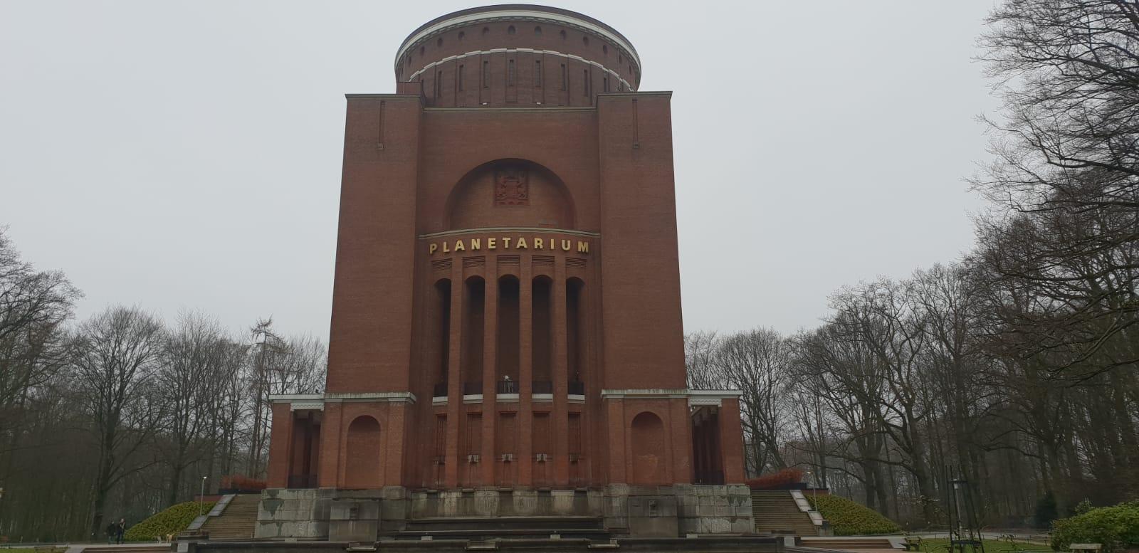Planetarium im Hamburger Stadtpark