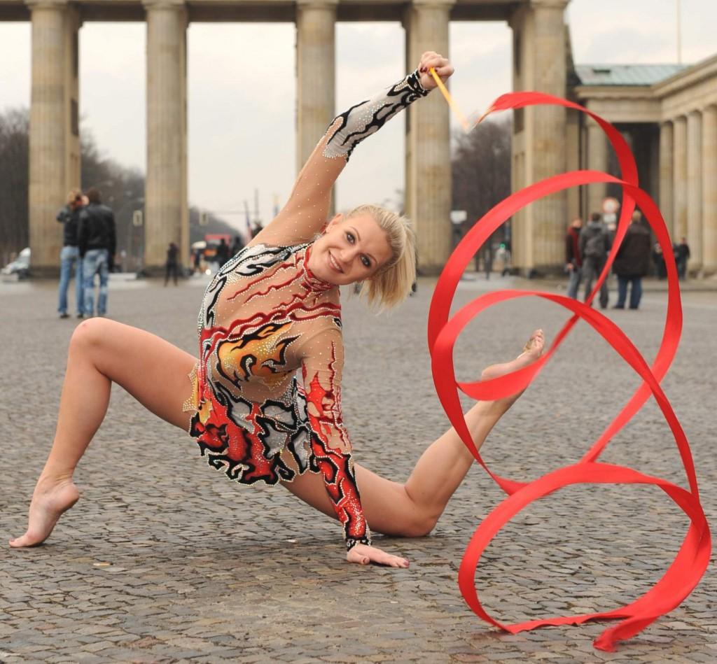 Die sportbegeisterte Magdalena Brzeska mischt das AEZ auf, Foto: Star Press