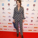 Verleiht dem roten Teppic extra Glamour: Iris Berben, Foto: Movie Meets Media